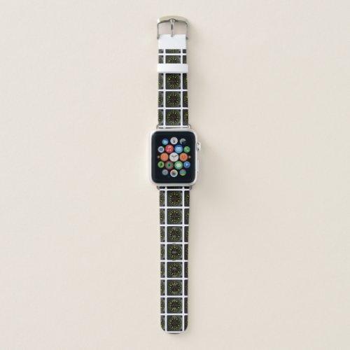 Aircraft Compass Apple Watch Band