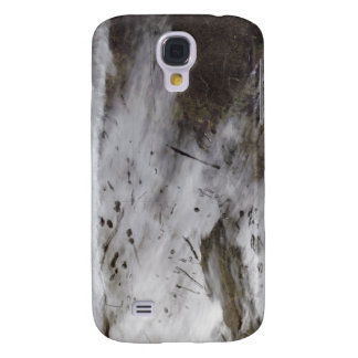 Aircraft dissipation trails galaxy s4 cover