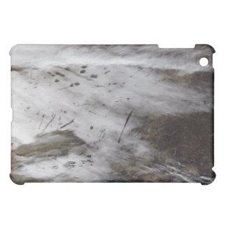 Aircraft dissipation trails iPad mini cover