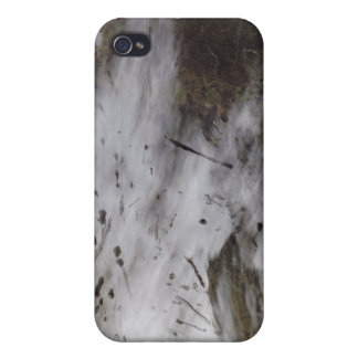 Aircraft dissipation trails iPhone 4 cover