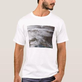 Aircraft dissipation trails T-Shirt