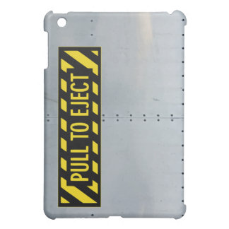 Aircraft fuselage (Ejection - Pull to eject) Case For The iPad Mini