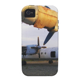 Aircraft graveyard in the east. vibe iPhone 4 case