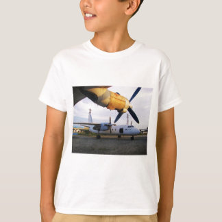Aircraft graveyard in the east. T-Shirt