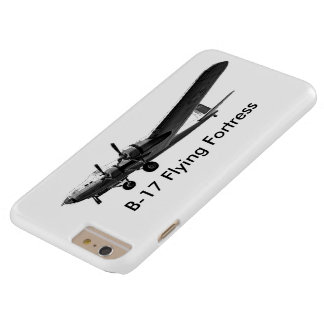 Aircraft image for iPhone 6 Plus, Barely There Barely There iPhone 6 Plus Case
