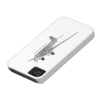 Aircraft image for iPhone case iPhone 4 Case