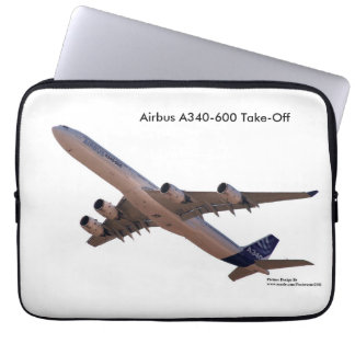 Aircraft Image for Neoprene-Laptop-Sleeve Computer Sleeve