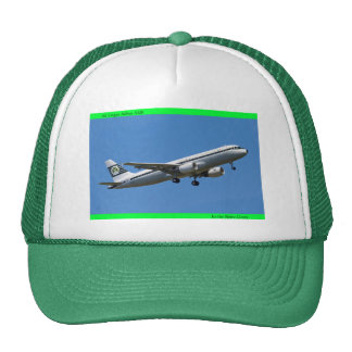 Aircraft Images for trucker hat