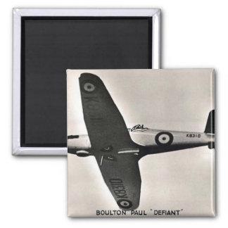 Aircraft Magnet - Boulton Paul Defiant