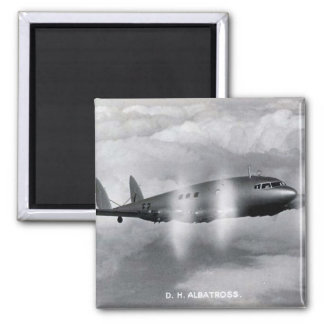 Aircraft Magnet - de Havilland Albatross