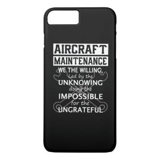 Aircraft Maintenance iPhone 8 Plus/7 Plus Case