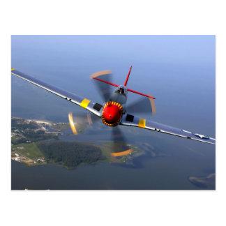 Aircraft Postcard