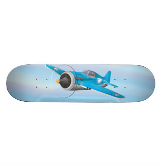 Aircraft Skateboard Deck