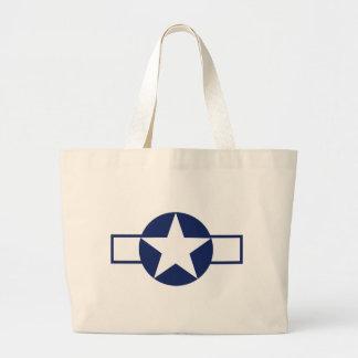 Aircraft Star Pre-1947 Tote Bag