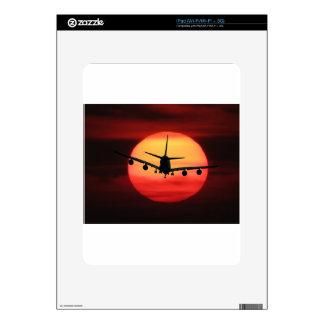 Aircraft Sun Skin For The iPad