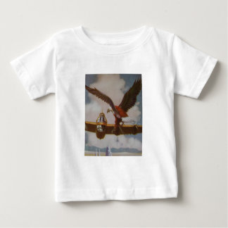 Aircraft VintageTee Shirt Infant