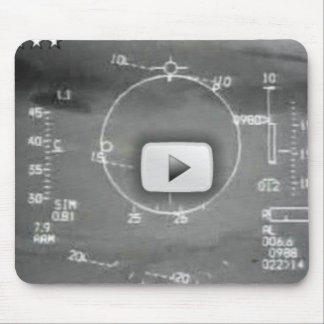 AIRCRAFT WEAPONS SYSTEMS CAMERA MOUSE PAD
