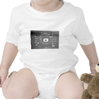 AIRCRAFT WEAPONS SYSTEMS CAMERA BABY BODYSUITS