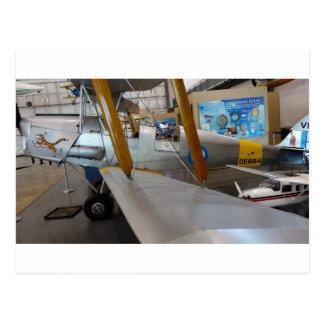 Aircraft Wing Postcard