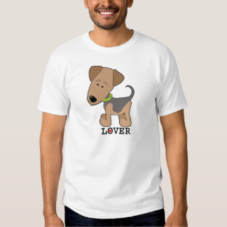 Airdale Lover Shirt