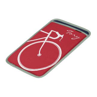 "Aire 11"" de MacBook del ciclo de la bici manga Funda Para Macbook Air"