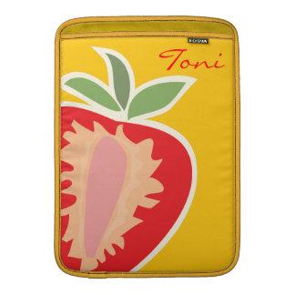 "Aire 13"" de MacBook de la fruta manga Funda MacBook"