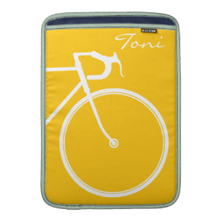 "Aire 13"" de MacBook del ciclo de la bici manga Funda MacBook"