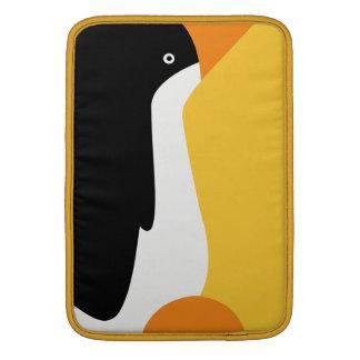 """Aire 13"""" de Macbook del dibujo animado del pingüin Funda MacBook"""