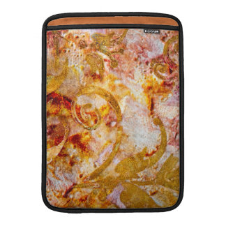 "Aire 13"" de Primo 2 Macbook manga vertical Funda Macbook Air"