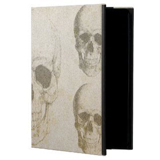 Aire abstracto del iPad de Skull&Bones 2 casos de