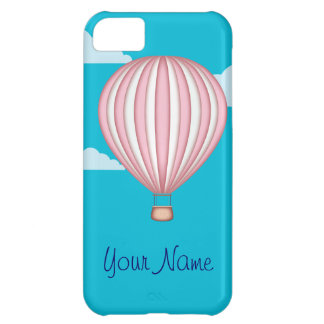 Aire caliente rosado Baloon Funda Para iPhone 5C