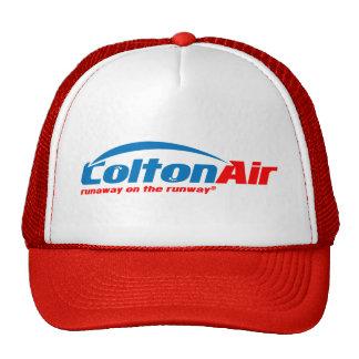 Aire de Colton: Fugitivo en la pista Gorras De Camionero