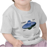 Aire de Kleen Camisetas