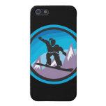 Aire de la montaña iPhone 5 carcasa