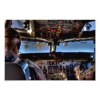 Aire del AWACS E-3 que reaprovisiona HDR de combus Cojinete