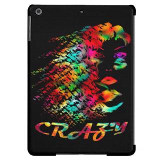 aire del iPad, CARA apenas Ther-LOCA del CHICA, AR Funda Para iPad Air