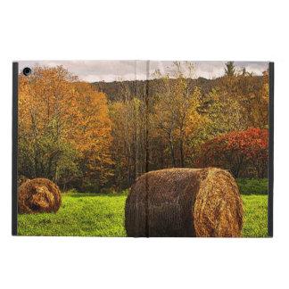 Aire del iPad de la cosecha del otoño