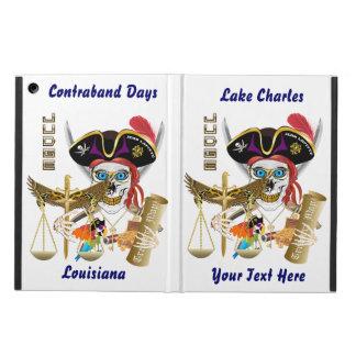 Aire del iPad del juez del pirata, mini+2/3/4
