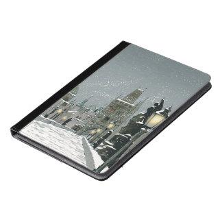 Aire del iPad del puente de Charles y folio del