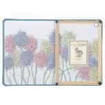 Aire en colores pastel DODOcase del iPad de la