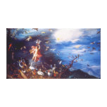 Aire, en enero Brueghel la anciano Lona Envuelta Para Galerias