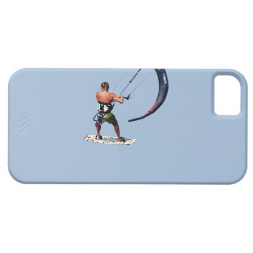 Aire enorme de Kitesurfing iPhone 5 Case-Mate Protectores