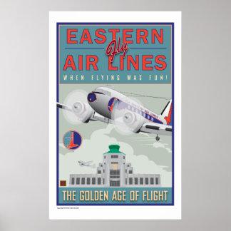 Aire-Poster del este