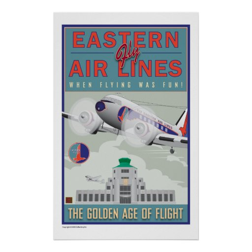 Aire-Poster del este Póster