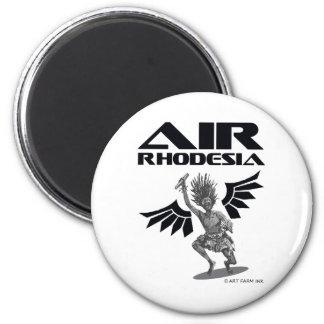 Aire Rhodesia Imán Redondo 5 Cm