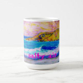 aire salado taza clásica