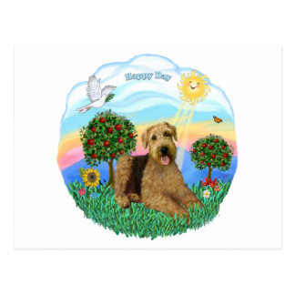 Airedale #5 postcard