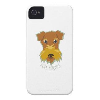 Airedale ágil iPhone 4 carcasas