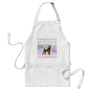 Airedale Angel Adult Apron