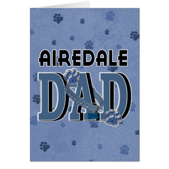 Airedale DAD Card